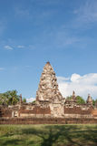 Prasat Sdok Kok Thom, Khmer temple in Thailand Royalty Free Stock Photos