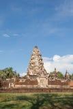 Prasat Sdok Kok Thom, templo do Khmer em Tailândia Fotos de Stock Royalty Free
