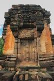 Prasat Sikhoraphum of de tempel van Castle Rock in Surin van Thailand Royalty-vrije Stock Fotografie