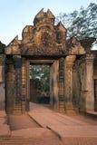 Prasat Srei banteay Photos libres de droits