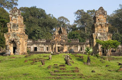 Prasat Suor Prat Stock Photo