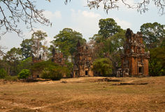 Prasat Suor Prat Stock Photography