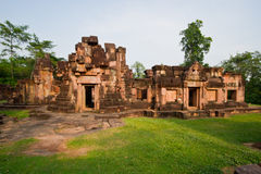 Prasat Tha Muang Thom Royalty Free Stock Photos