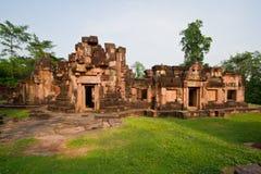 Prasat Tha Muang Thom Photos libres de droits