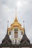 prasat thailand för slott för bangkok lohametall Royaltyfri Bild