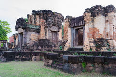 Prasat Wat Sa Kamphaeng Yai, buddhistischer Tempel Mahayana, Sisaket, Stockfotos