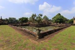 Prasatmuangtom Στοκ φωτογραφία με δικαίωμα ελεύθερης χρήσης