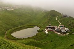 Prashar Lake Stock Images