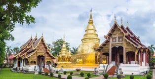 Prasing świątynia w Tajlandia zdjęcie stock