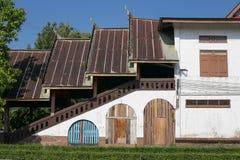 Prasing-Tempel in Chiangmai Lizenzfreie Stockfotos