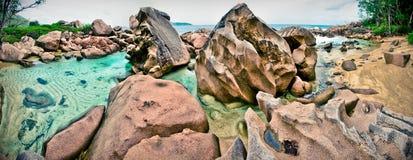Praslin, Seychelles royalty free stock image