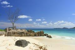 Praslin Seychelles Imagenes de archivo