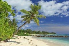 Praslin Seychelles Foto de archivo