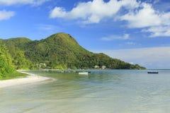 Praslin Seychelles Fotografía de archivo libre de regalías