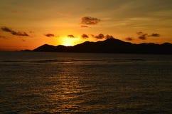 Praslin wyspa Obraz Stock