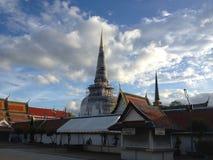 Prasrimahatad-Tempel Stockfotos