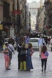 Prata i Rome Royaltyfri Bild