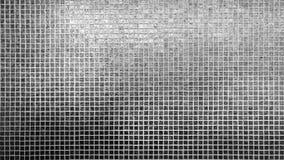 A prata telha o teste padrão ilustração royalty free
