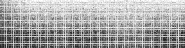 A prata telha o teste padrão ilustração stock