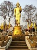 Pratad Kaonoi Buddha alla provincia di Nan Tailandia immagini stock