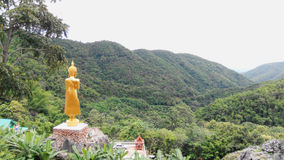PratadInkwantempel, Thailand Boedha Royalty-vrije Stock Foto