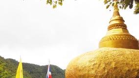 PratadInkwantempel, Thailand Boedha Royalty-vrije Stock Afbeelding