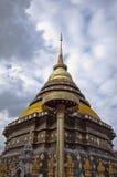 Pratartlampangluang Temple Royalty Free Stock Photography