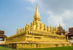 Pratat luang pagoda Stock Photo