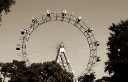 Prater royalty free stock photography
