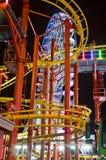 Prater Amusement Park, Vienna Royalty Free Stock Photo