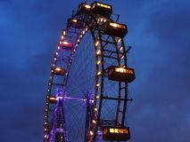 Prater Ferris Wheel Stock Images