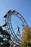 Prater ferris wheel in Vienna Stock Images
