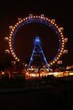 Prater Ferris Wheel in Wurstelprater, Wien, Austria Royalty Free Stock Images