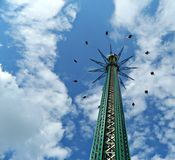 Prater Park in Vienna Stock Photography