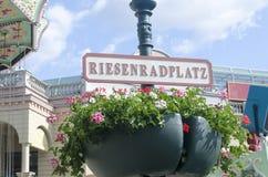 Prater park, Vienna stock photos