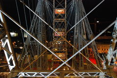 Prater riesiges Riesenrad, Wien Stockbilder