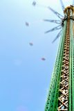Prater Turn. In Vienna, Austria stock image