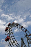 Prater Vienna. The Prater in Vienna Royalty Free Stock Image