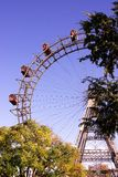 Prater in Vienna, Austria Stock Photography