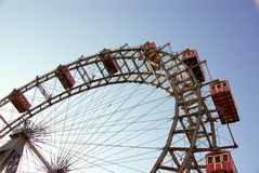 Prater in Vienna, Austria Royalty Free Stock Images