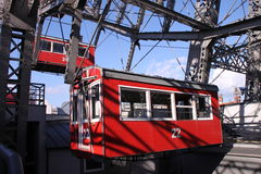 Prater wheel Stock Images