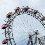 Prater Wheel, Vienna, Austria Royalty Free Stock Image
