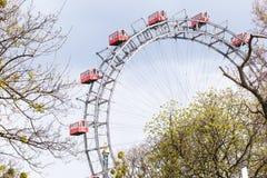 Prater Wheel, Vienna, Austria Stock Photos