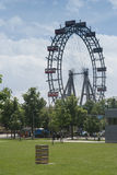 Prater_wheel Stock Photography