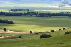 Prateria del Inner Mongolia immagine stock