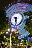 PraterPretpark in Wenen 2 Royalty-vrije Stock Afbeelding
