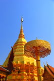 Prathat Doi Suthep Royalty Free Stock Photography
