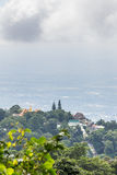Prathat Doi Suthep Temp at Chiang Mai , Thailand Royalty Free Stock Photography