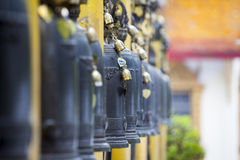 Prathat Doi Suthep temple (Wat Prathat Doi Suthep) Royalty Free Stock Photography