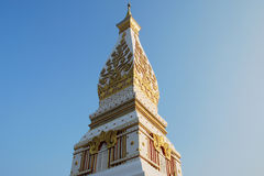 prathatpanom ναός Στοκ φωτογραφία με δικαίωμα ελεύθερης χρήσης